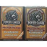 Kodiak Cakes Power Cakes: Chocolate and Peanut Butter Combo Pack