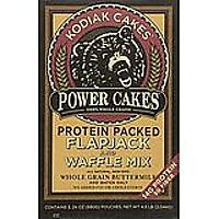 Kodiak Cakes Power Cakes: Flapjack and Waffle Mix Whole Grain Buttermilk