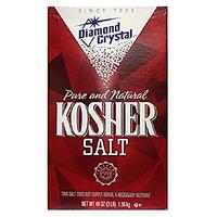 Kosher Salt (Parker House Rolls)