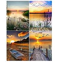 Landscapes (Set of 4)