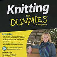 Learn How to Knit Books