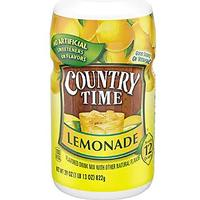 Lemonade Mixes