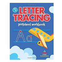 Letter Tracing Books
