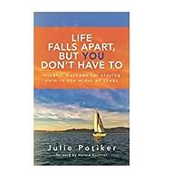 Life Falls Apart, But You Don't Have To: Mindful Methods for Staying Calm in the Midst of Chaos by Julie Potiker