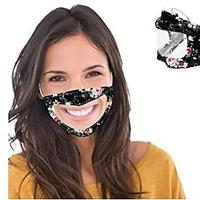 Lip Speech Face Mask