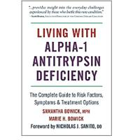 Living with Alpha-1 Antitrypsin Deficiency (A1AD): Complete Guide to Risk Factors, Symptoms & Treatment Options