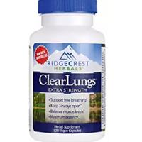 Lung Support Supplements
