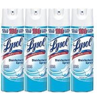 Lysol Disinfecting Spray