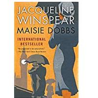 Maisie Dobbs series by Jacqueline Winspear (WWII related)