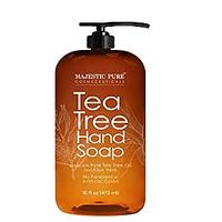 Majestic Tea Tree Hand Soap