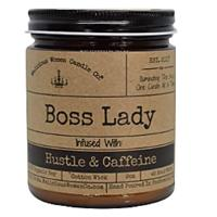 Malicious Women Candle Co.: Boss Lady, Expresso Yo' Self Infused With Hustle & Caffeine
