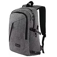 Mancro Laptop Backpack With Charging Port