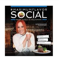 """#MaximumFlavorSocial: Food, Family & Followers"""