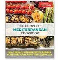 Mediterranean Diet Cookbooks