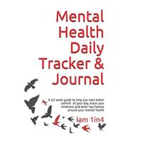 Mental Health Journals and Trackers