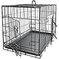 Metal Folding Pet Crate