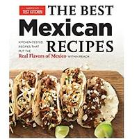 Mexican Food Cookbooks