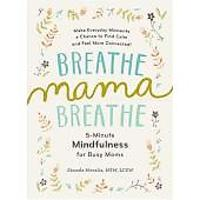 Mindfulness Books for Moms