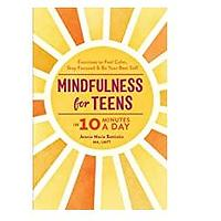 Mindfulness Books for Teens