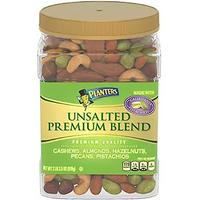 Mixed Unsalted Nuts