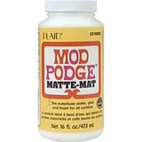 Mod Podge Waterbase Sealer, Glue & Finish