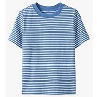 Moon and Back by Hanna Andersson Boys' Little Short Sleeve Tee