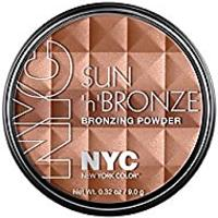 N.Y.C. New York Color Sun N' Bronze Bronzing Powder, Montauk Bronze