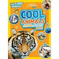 National Geographic Sticker Activity Book