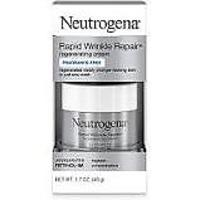 Neutrogena Rapid Wrinkle Regenerating Face Cream: