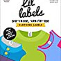 No-Iron Clothing Labels