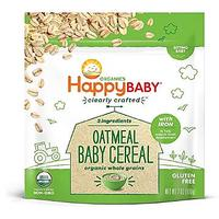 Oatmeal Baby Cereals
