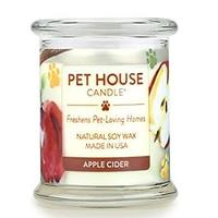 One Fur All 100% Natural Soy Wax Candle, 20 Fragrances - Pet Odor Eliminator
