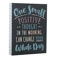 One Positive Thought in the Morning Can Change Your Whole Day