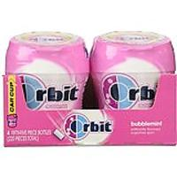 Orbit Bubble Gum Cups