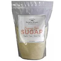 Organic Granulated Cane Sugar