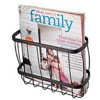 Over-the-Tank Magazine Racks