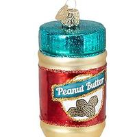 Peanut Butter Christmas Ornament