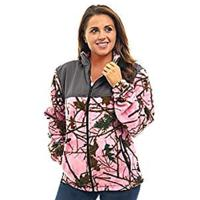 Pink Camo Clothing