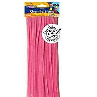 Pink Pipe Cleaners