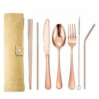 Portable Flatware Sets