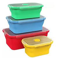 Portable Food Storage Containers