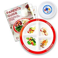 Portion Plates for Kids