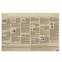 Poster for Prenatal Yoga Wall and Floor Charts