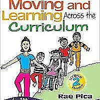 """Preschoolers & Kindergartners Moving & Learning: A Physical Education Curriculum"""