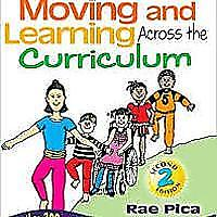 """Preschoolers and Kindergartners Moving and Learning: A Physical Education Curriculum"""