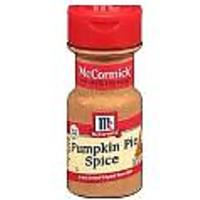 Pumpkin Pie Spice (Pumpkin Pie)