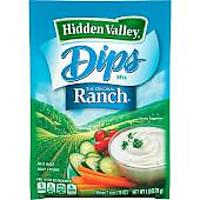 Ranch Dressing & Dip Mix
