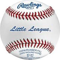 Rawlings Little League Competition Grade Baseballs