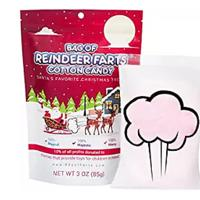 Reindeer Farts Cotton Candy