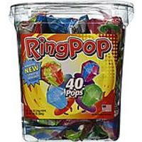 Ring Pops, 40-Count